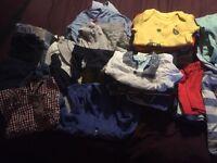Baby boy clothes 0-12m