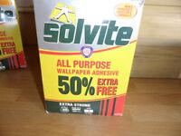 solvite wallpaper paste