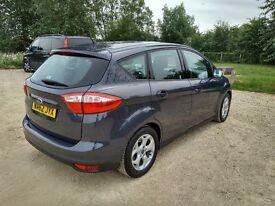 LOW MILEAGE Ford C-Max 1.6 Petrol Zetec £ 4950 ONO