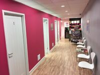 Beauty Room / Space to Rent in busy Tanning Salon in Atherton