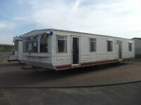 cheap 3 bedroom Static caravan sale Ingoldmells Coastfields Holiday park