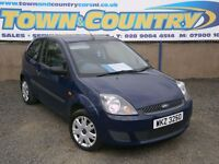 ***Sep 2008 Ford Fiesta STYLE **ONLY 42k**FULL FORD SERVICE HISTORY**( clio corsa 107 mini fox polo
