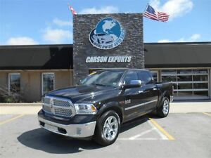 2016 Ram 1500 Laramie! ECO DIESEL! FINANCING AVAILABLE