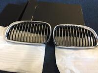 BMW GENUINE KIDNEY GRILLS FOR 3 SERIES COUPE E90, E91, E92, E93 ORIGINAL PERFORMANCE