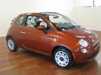 2015 Fiat 500C Pop CONVERTIBLE LOCATION 12 MOIS
