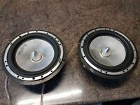 inphase xt6c car door speakers