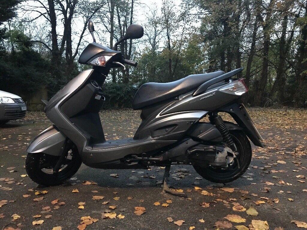 Yamaha sygnus X , 2015, 5100 millage, motorbike, scooter