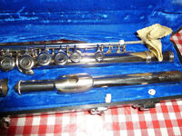 Student Flute in Case needs set up (I can send you more pictures)