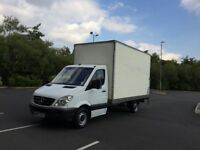 Mercedes Benz sprinter 313 2.2 cdi Luton van with tail lift LOW MILES 10 mth mot