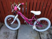 Girls bike age 6-7