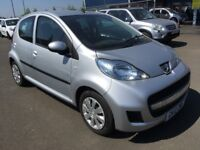 2012 Peugeot 107 1.0 , mot - May 2019 , only 34,000 miles , service history ,aygo,corsa,c1,fiesta,