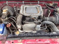 NISSAN NAVARA YD25 2006 ENGINE ONLY 58,000 MILES IN VGC COMPLETE. READY TO FIT