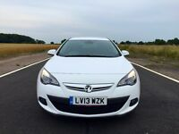 Vauxhall Astra GTC 1.4i Turbo 16v SRi 3dr Top Spec