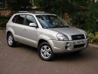 EXCELLENT DIESEL 4X4!!! 2007 HYUNDAI TUCSON 2.0 CRTD LIMITED EDITION STATION WAGON 4WD, FULL LEATHER