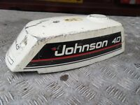 Johnson 4.0 Outboard Engine Hood / Cowling / Motor Cover / Shroud