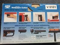 Electric wallpaper cutter