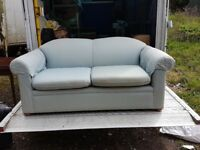 2-SEATER SOFA FOR SALE - WESLEY BARRELL FIRE RESISTANT