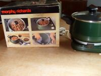 2.5Litre Slow Cooker by Morphy Richards. This one gives more versatility than other slow cookers...