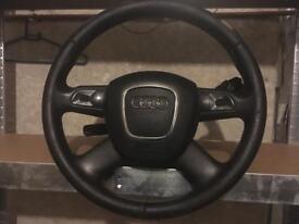 Audi A4 B8 Steering Wheel
