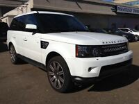 2012 Land Rover Range Rover Sport Supercharged - Navigation Syst