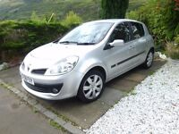 Renault Cleo Dynamique, DCI 86, Car sold with one years warranty,Sold with one years warranty,