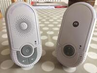Motorola Wireless Baby monitor.