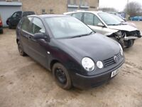 VOLKSWAGEN POLO - AJ05FHC - DIRECT FROM INS CO