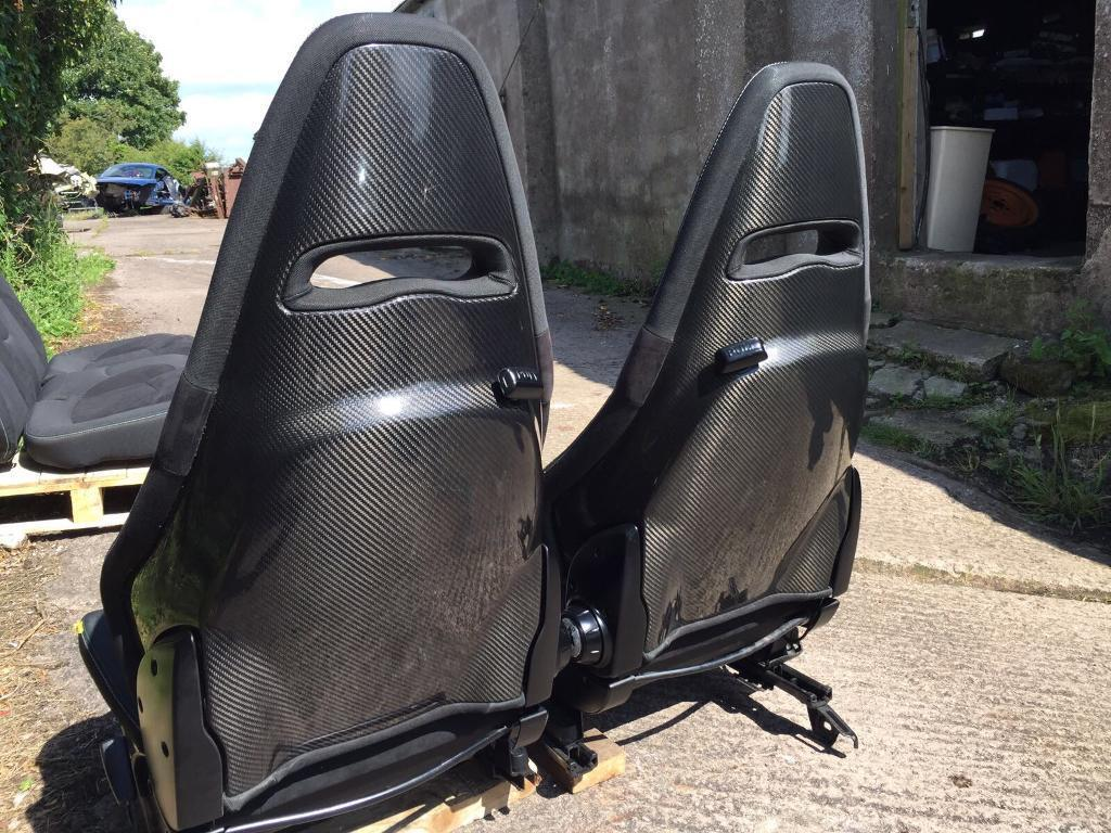 Car Seat Recaro >> Alfa Romeo Mito Quadrfoglio QV Sabelt seats interior carbon (fiat abarth 595) rare!Recaro ...