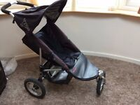 Twister buggy / pushchair travel system