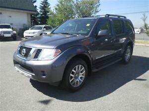 2012 Nissan Pathfinder LE | Leather | Heated Seats | Loaded!