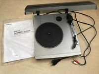 Sony PS-J20 Vinyl Player - Compact Stereo Record Player