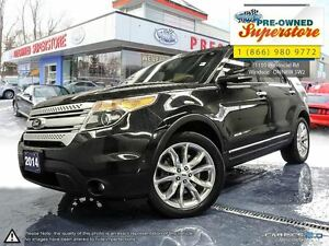 2014 Ford Explorer XLT>>leather, NAV|<<<