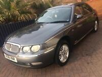 X REG ROVER 75 1.8 CLUB SE ONLY 63000 MILES