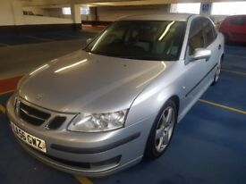 Priced to Sell !! Was £1495 Now £1250 Saab 9-3 Saloon 2.0 T Vector Sport 4dr.