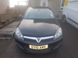 Vauxhall Astra 1.6ltr Petrol. £1900 o.n.o. Great condition; 12 months MOT; 61202 miles