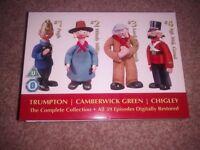 Trumptonshire trilogy