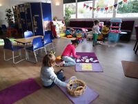 Part time Montessori teacher for term time nursery in SW19