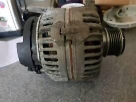 Audi/vw bosch 140 amp alternator