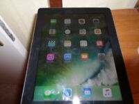 iPad *** Apple ipad2 Model A1396 Colour Black - 16 GB Wifi & 3 G *** UNLOCKED