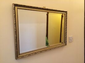 Vintage Mirror (LIKE NEW) (75x60cm)