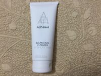 Alpha h balancing cleanser with aloe Vera brand new