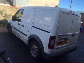 2011 Ford transit connect 1.8 tdci panel van,sliding door,2keys