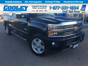 2015 Chevrolet SILVERADO 2500HD HIGH COUNTRY/DURAMAX/SUNROOF/TON