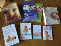 Pregnancy new baby books