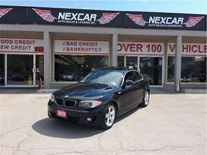 2012 BMW 128I (M6) C0UPE AUT0 LEATHER SUNROOF 64K