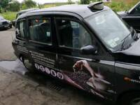 LTI TX2 BLACK CAB 54 REG FOR SALE