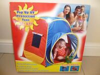 Pop Up UV Protection Tent 50+UPF