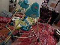 Fisher Price 3in1 swing n rocker