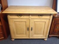 Rustic Style Wooden Vintage Dresser- CHARITY