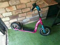 Bikestar 12 Kick Scooter for 5 to 8 years old GOOD CONDITION AND FULLY WORKING
